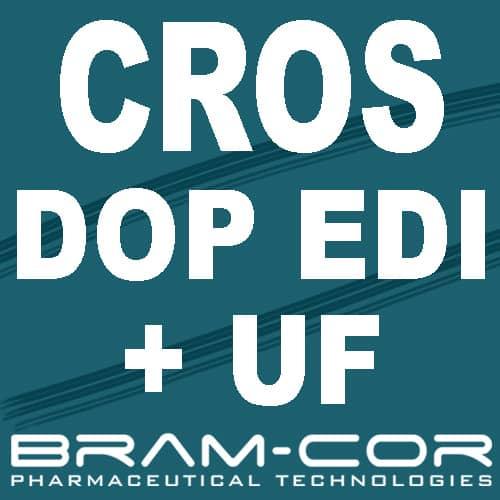 Bram-Cor CROS DOP EDI + Ultrafiltration