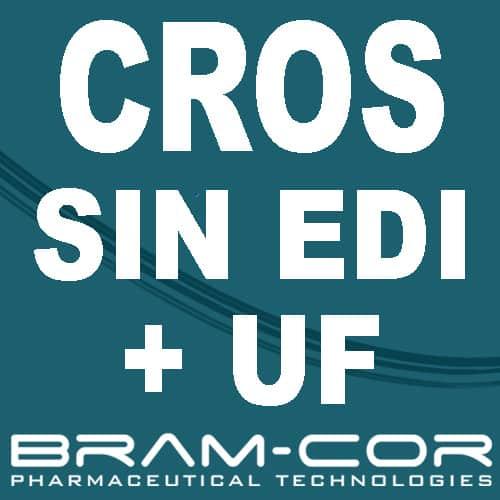 Bram-Cor CROS SIN EDI + Ultrafiltration