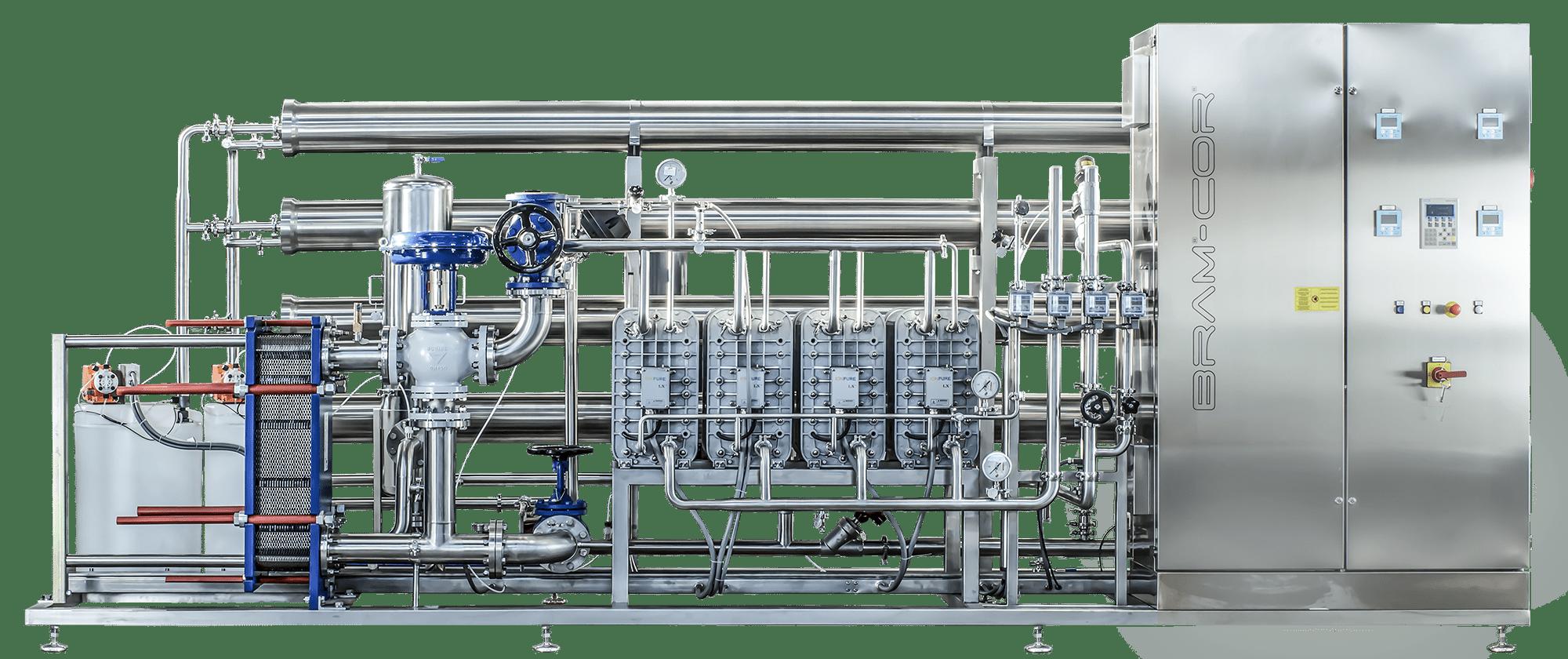 Bram-Cor Reverse Osmosis system