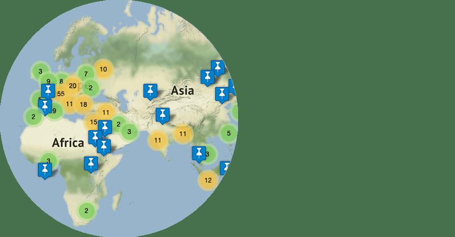 worldwide assistance